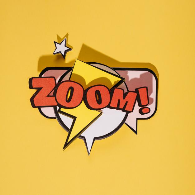 Keep On Zooming